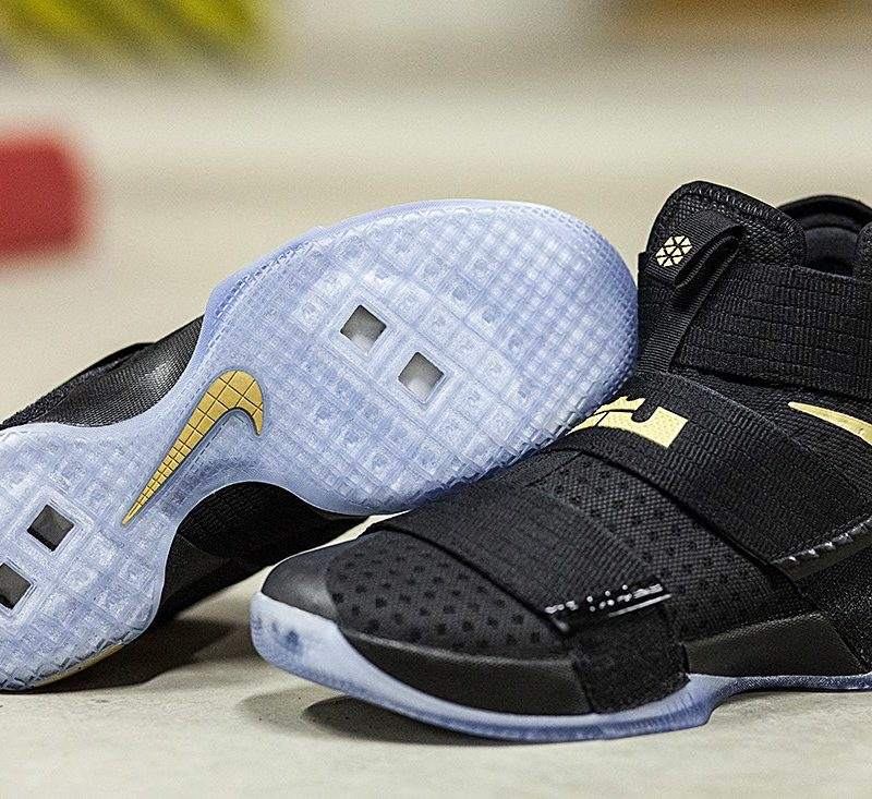 Баскетбольные кроссовки Nike Lebron Soldier 10 Ep  688a2bd4e0438