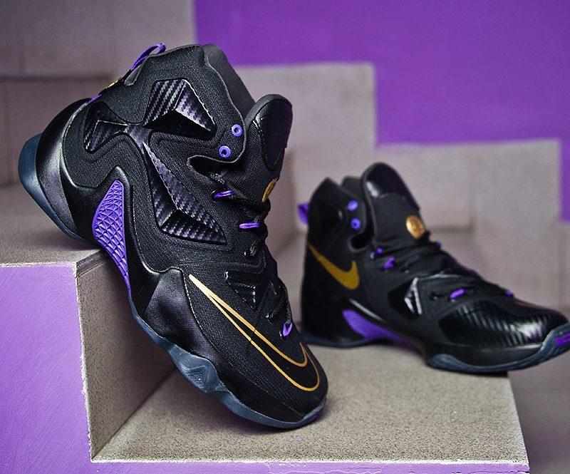 b2690dfd Баскетбольные кроссовки Nike Lebron 13 | Магазин баскетбольных товаров