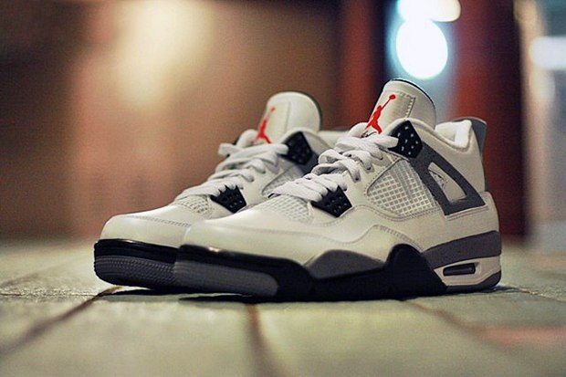 2118f954f205 Баскетбольные кроссовки Nike Air Jordan 4 Retro   Магазин баскетбольных  товаров