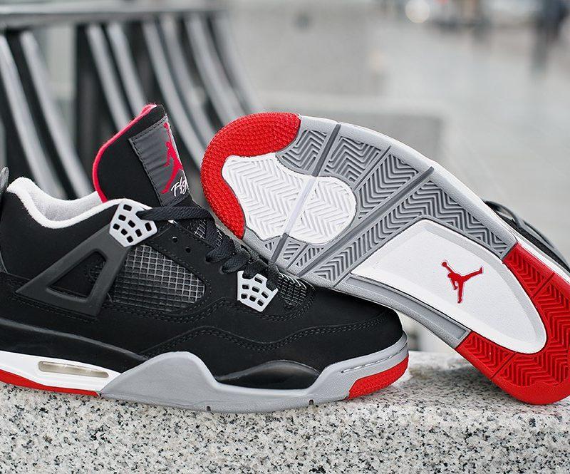 1f564aaf0cf9 Баскетбольные кроссовки Nike Air Jordan 4 Retro   Магазин ...