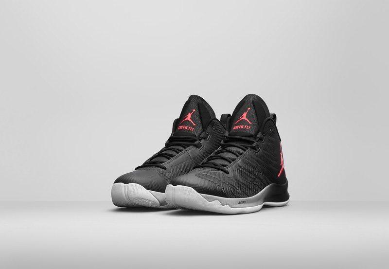 Баскетбольные кроссовки Jordan Super.Fly 5  925d94d43249f