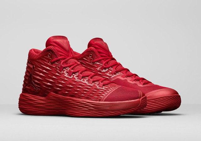 24a6bd47 Баскетбольные кроссовки Jordan Melo M13 «Red Apple»   Магазин баскетбольных  товаров