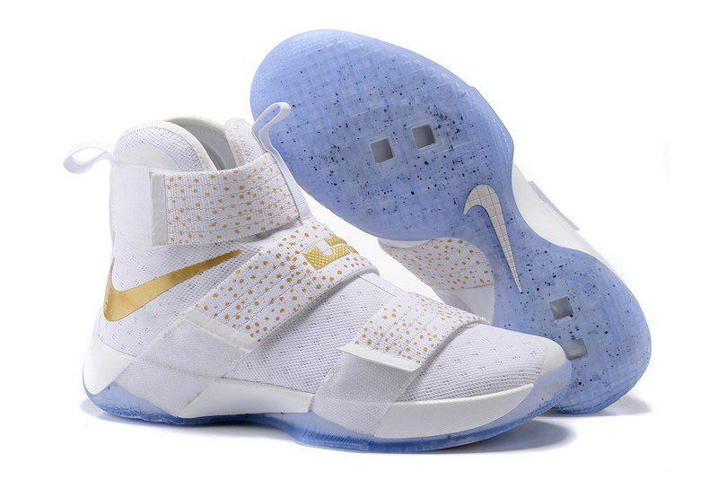Баскетбольные кроссовки Nike Lebron Soldier 10  aa557d7001164